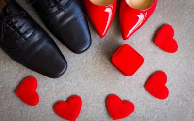 Give the gift of shoes & socks this Valentine's Day